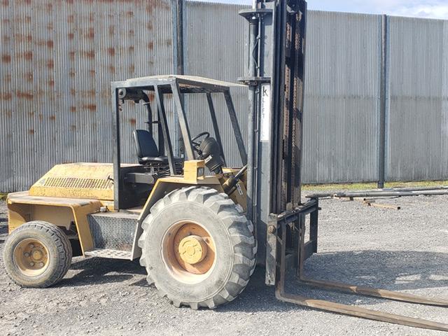Equipment - Fourchon Shorebase, LLC, 25700 Highway 1, Golden Meadow, LA 70357